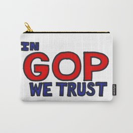 GOP Saves Carry-All Pouch
