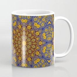 Vintage Morrocan Tile Coffee Mug