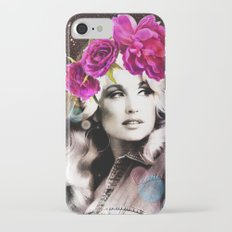 Holy Dolly (dolly parton) iPhone 7 Slim Case