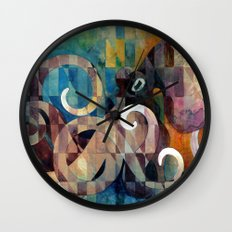246 Wall Clock