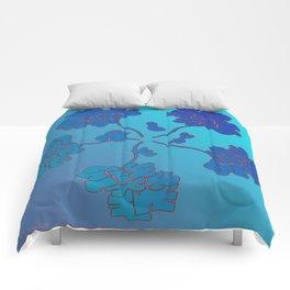 Giro blue Comforters
