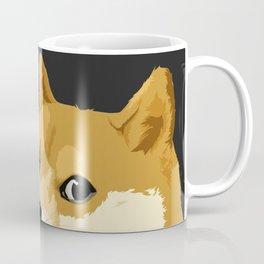DogeCoin, to the moon! Coffee Mug