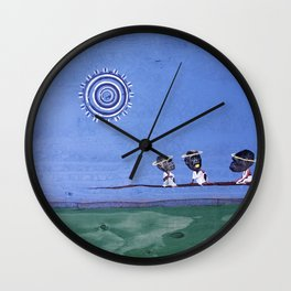 Holy Trinity Wall Clock