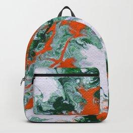 Carnival Squash Abstract Backpack