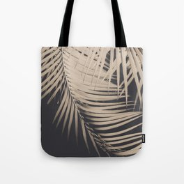Palm Leaves Sepia Vibes #1 #tropical #decor #art #society6 Tote Bag