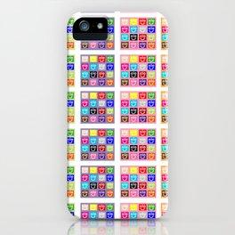 ele petti smile iPhone Case