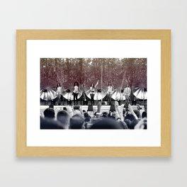 Fifth Harmony Framed Art Print