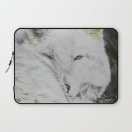 Eye of the Wild by Teresa Thompson Laptop Sleeve