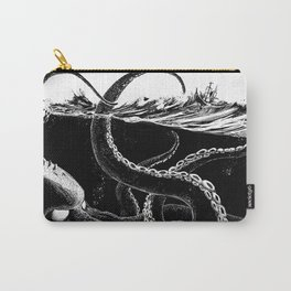 Kraken Rules the Sea Carry-All Pouch