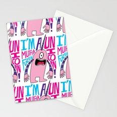 Mutha F'n Unicorn Stationery Cards