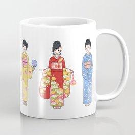 Kimono Basics Coffee Mug