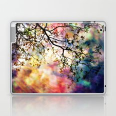 the Tree of Many Colors Laptop & iPad Skin