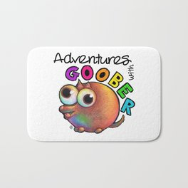 Adventures With Goober Bath Mat