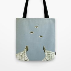 Blue Mittwoch Tote Bag