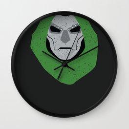 Dr. Doom - Foot Dive Wall Clock
