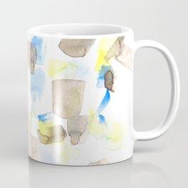 180515 WATERCOLOUR ABSTRACT WP 18| Watercolor Brush Strokes Coffee Mug