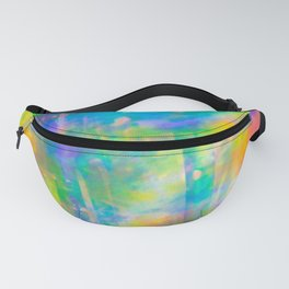 Prisms Play of Light 3 Fanny Pack