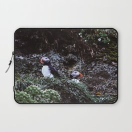 Puffins Laptop Sleeve
