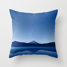 Eyes Are For the Stars Throw Pillow