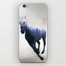 Born to Run iPhone Skin
