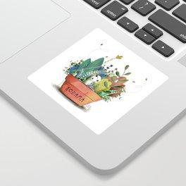 Kodama Sticker