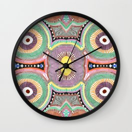 Primary Hypnosis Wall Clock