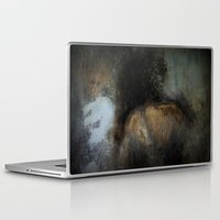imagerybydianna Laptop & iPad Skins featuring among her declining days by Imagery by dianna