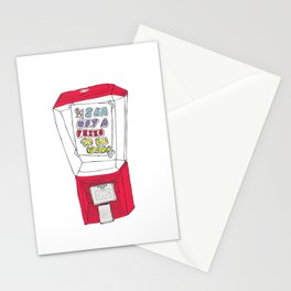 I am not a prize to be won! Stationery Cards