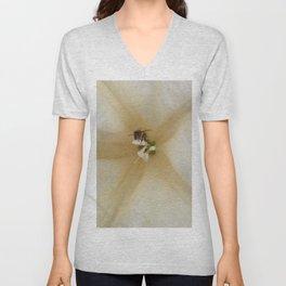 Bee Mine Unisex V-Neck