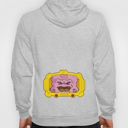Portrait of KRANG! Hoody