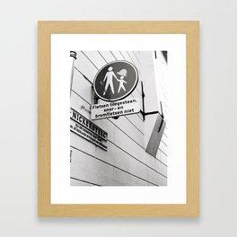 Monopoly Framed Art Print