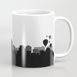 City Skylines: Albuquerque Coffee Mug