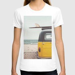 Summer surfing T-shirt
