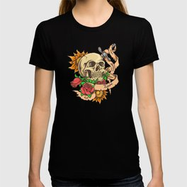 Skull and Sword T-shirt
