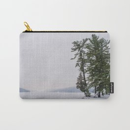 Beautiful Winter Carry-All Pouch