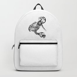 Skeleton Backpack