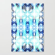 Serpentine Delft Canvas Print