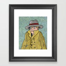 Vincent Adultman Framed Art Print