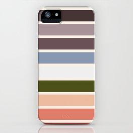 The colors of - Princess Mononoke iPhone Case
