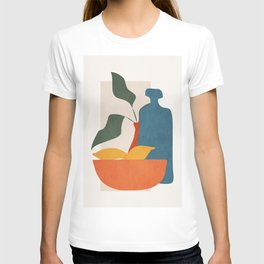 Minimalist Still Life Art T-shirt