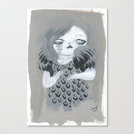 Knits Canvas Print
