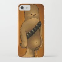 chewbacca iPhone & iPod Cases featuring Chewbacca by dtbsz