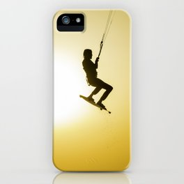 Kiss The Sky iPhone Case
