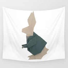 The Rab origami Wall Tapestry