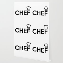 CHEF Logo Wallpaper
