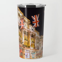 Regent Street London Travel Mug