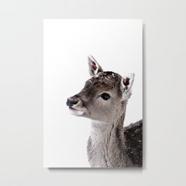 LITTLE FAWN FIONA 2 Metal Print