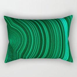 Malachite no. 2 Rectangular Pillow
