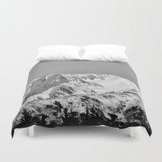 Mountain Glacier Two Duvet Cover