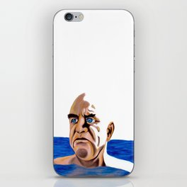Winston iPhone Skin